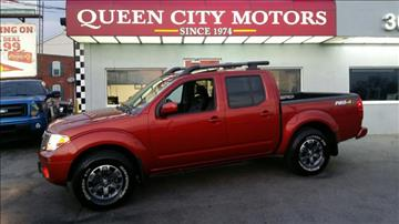 2014 nissan frontier for sale for Stallings motors thomasville ga