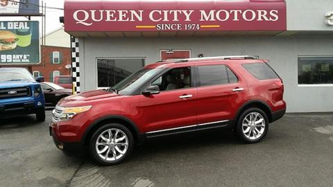 2014 Ford Explorer for sale in Cumberland, MD