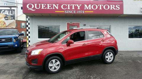 2015 Chevrolet Trax for sale in Cumberland, MD