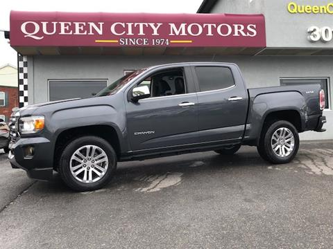 2016 GMC Canyon for sale in Cumberland, MD