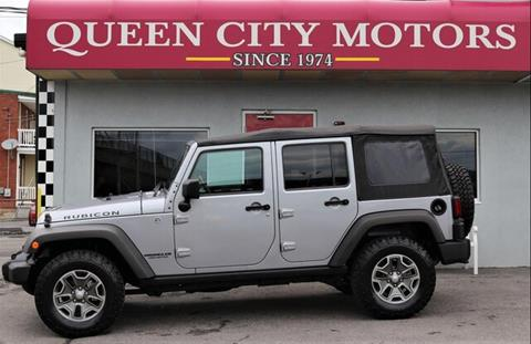 2013 Jeep Wrangler Unlimited for sale in Cumberland, MD