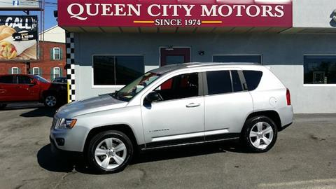 2011 Jeep Compass for sale in Cumberland, MD