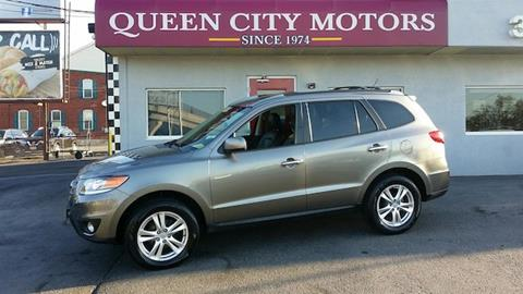 2012 Hyundai Santa Fe for sale in Cumberland, MD