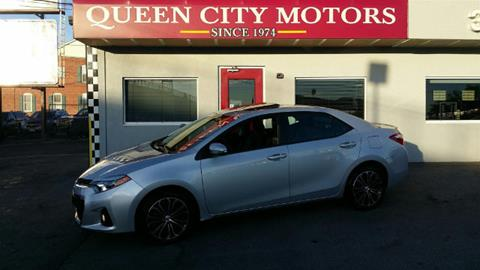2014 Toyota Corolla for sale in Cumberland, MD