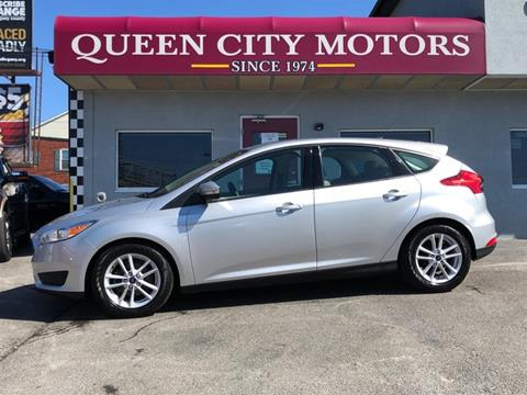 2017 Ford Focus for sale in Cumberland, MD