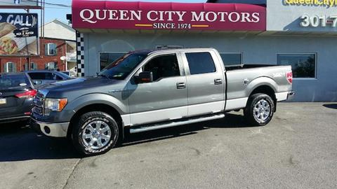 2013 Ford F-150 for sale in Cumberland, MD