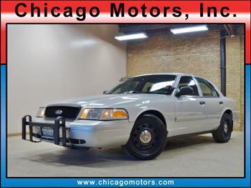 2009 Ford Crown Victoria for sale in Chicago, IL