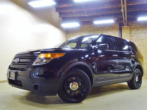 2013 Ford Explorer for sale in Chicago, IL
