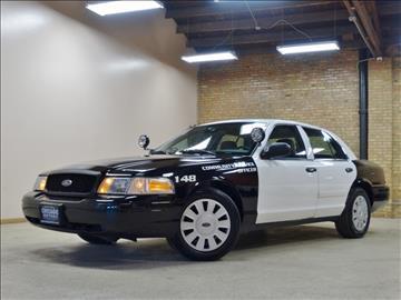 2010 Ford Crown Victoria for sale in Chicago, IL