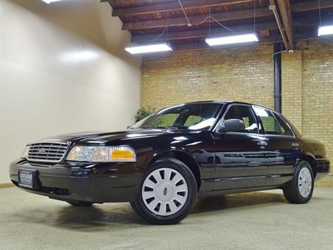2008 Ford Crown Victoria for sale in Chicago, IL