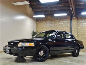 2011 Ford Crown Victoria for sale in Chicago, IL