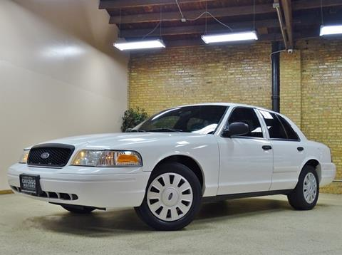 2009 Ford Crown Victoria for sale in Chicago, IL