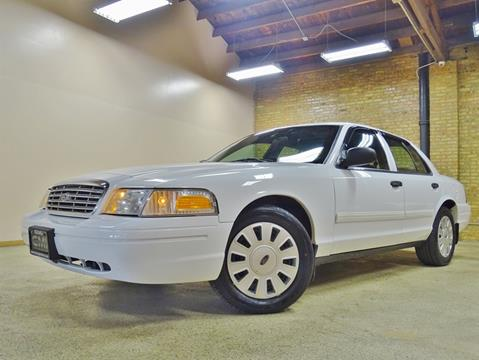 Ford Crown Victoria For Sale In Chicago Il