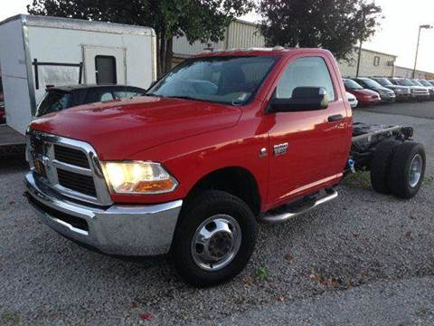 2011 RAM Ram Chassis 3500 for sale in Olathe, KS