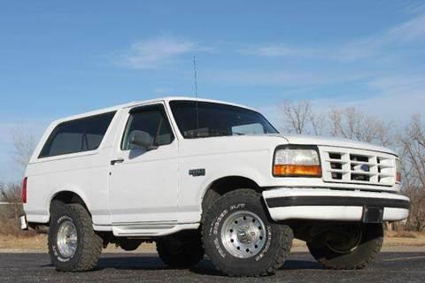 1995 Ford Bronco for sale in Olathe, KS