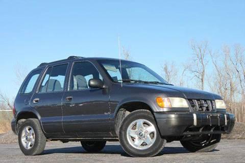 2001 Kia Sportage for sale in Olathe, KS