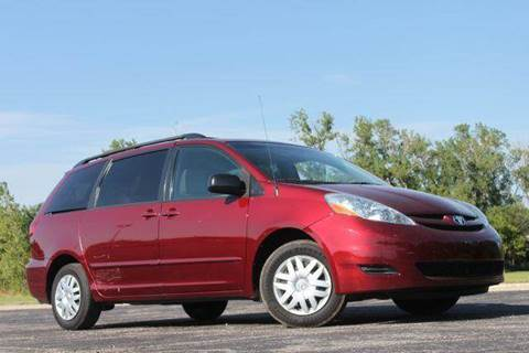 Used Cars For Sale In Kansas City Mo With Photos Carfax >> 2009 Toyota Sienna For Sale in Kansas - Carsforsale.com