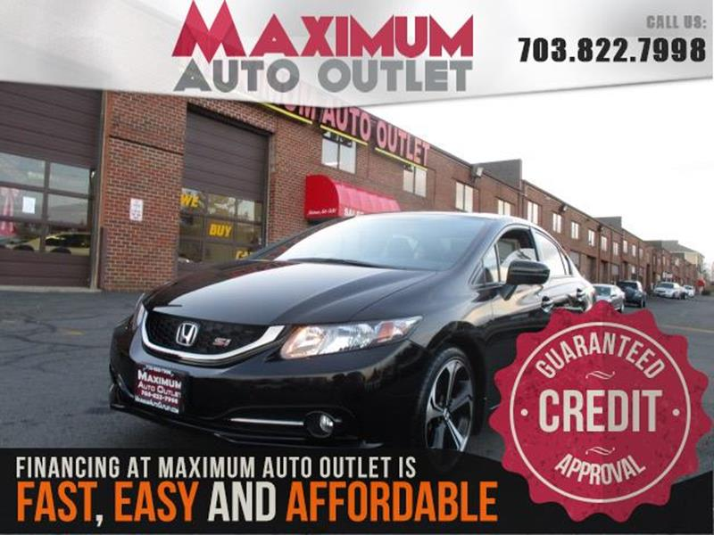 honda civic for sale in manassas va. Black Bedroom Furniture Sets. Home Design Ideas