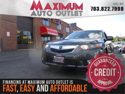 2012 Acura TSX Sport Wagon for sale in Manassas, VA