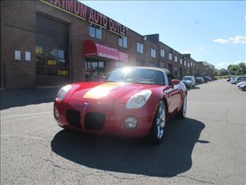 2006 Pontiac Solstice for sale in Manassas, VA