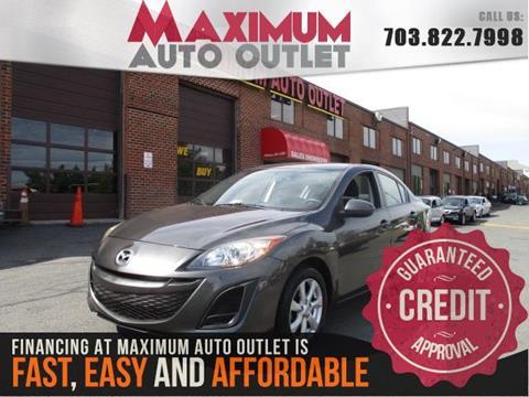 2010 Mazda MAZDA3 for sale in Manassas, VA