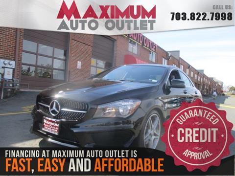 2015 Mercedes-Benz CLA for sale in Manassas, VA