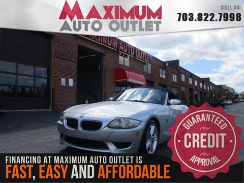 2006 BMW Z4 M for sale in Manassas, VA