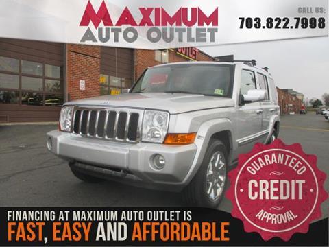 2009 Jeep Commander for sale in Manassas, VA
