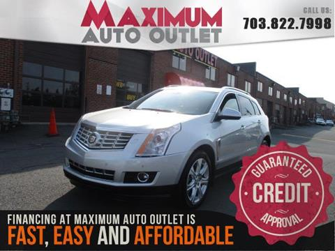 2014 Cadillac SRX for sale in Manassas, VA