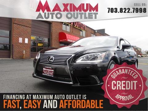 2013 Lexus LS 460 for sale in Manassas, VA