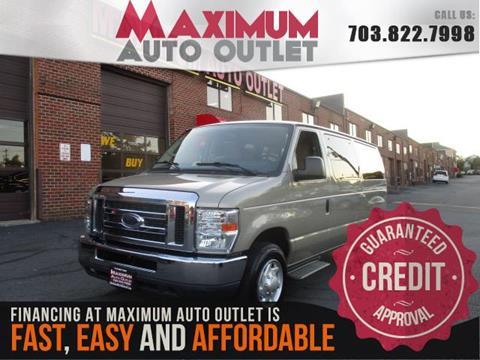 2012 Ford E-Series Wagon for sale in Manassas, VA