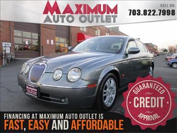 2005 Jaguar S-Type for sale in Manassas, VA