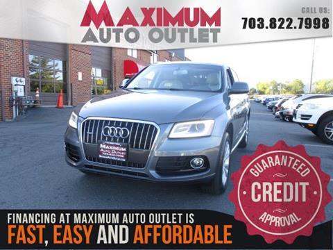 2013 Audi Q5 for sale in Manassas, VA