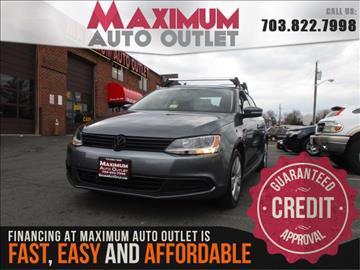2014 Volkswagen Jetta for sale in Manassas, VA