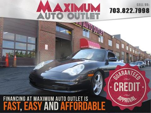 2005 Porsche 911 for sale in Manassas, VA