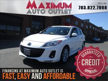 2012 Mazda MAZDA3 for sale in Manassas, VA