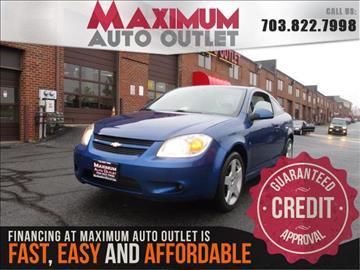 2006 Chevrolet Cobalt for sale in Manassas, VA