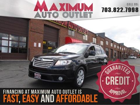 2008 Subaru Tribeca for sale in Manassas, VA