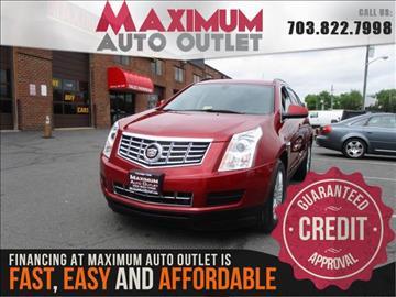 2013 Cadillac SRX for sale in Manassas, VA