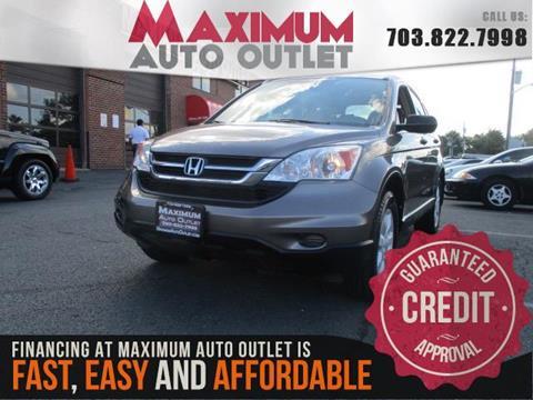 2011 Honda CR-V for sale in Manassas, VA
