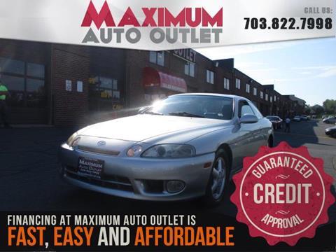 1999 Lexus SC 300 for sale in Manassas, VA
