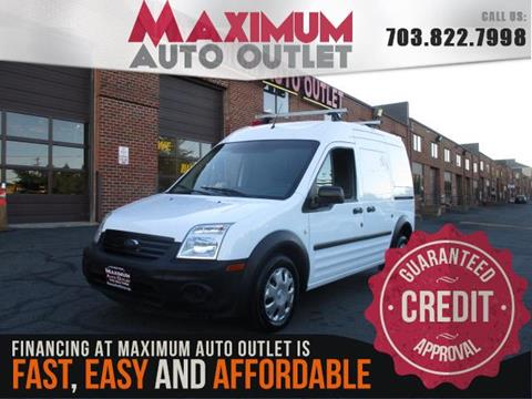 2013 Ford Transit Connect for sale in Manassas, VA