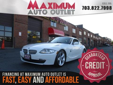 2007 BMW Z4 for sale in Manassas, VA