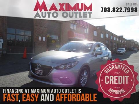 2014 Mazda MAZDA3 for sale in Manassas, VA