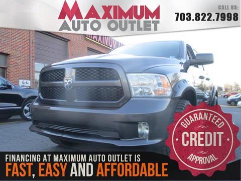 2014 RAM Ram Pickup 1500 for sale in Manassas, VA