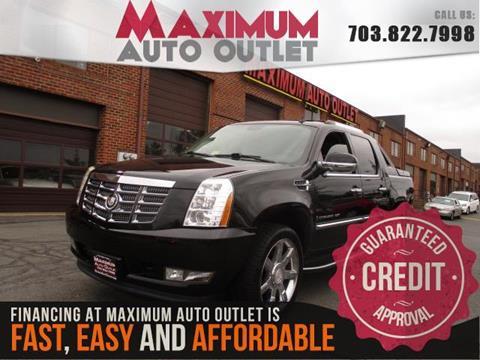 2008 Cadillac Escalade EXT for sale in Manassas, VA