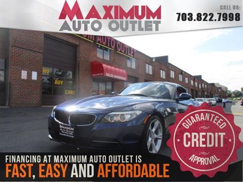 2011 BMW Z4 for sale in Manassas, VA