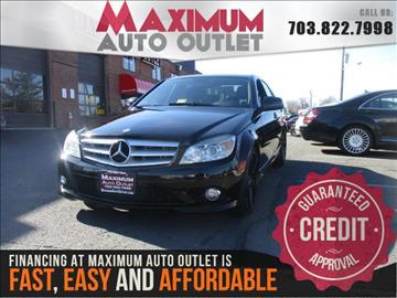 2009 Mercedes-Benz C-Class for sale in Manassas, VA