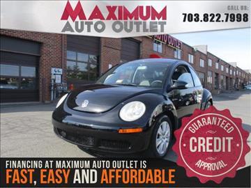 2008 Volkswagen New Beetle for sale in Manassas, VA