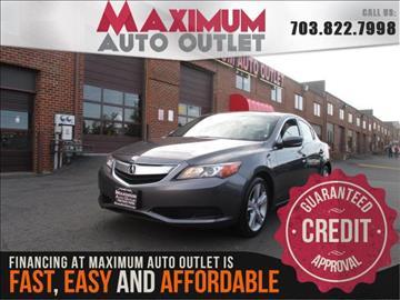 2015 Acura ILX for sale in Manassas, VA